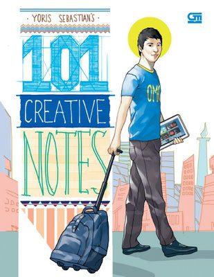 101 Creative Notes: Yoris Pilih Investasi Pertama adalah Kasur, Bukan Mobil
