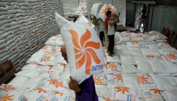 Bantuan Beras Tidak Merata, Ini Jawaban Bulog Riau