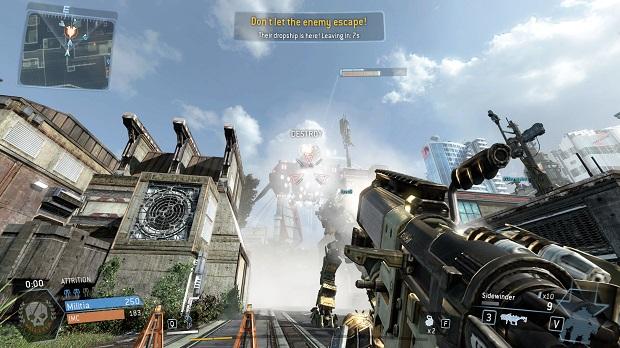 Titanfall, Perpaduan Singleplayer dan Multiplayer
