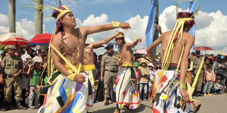 Yuk ke Kutai, Ada Festival Erau