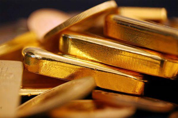 Harga emas mondar-mandir di bawah US$ 1.300