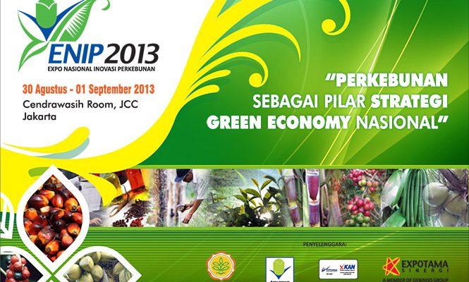 ENIP 2013 – Expo Nasional Inovasi Perkebunan