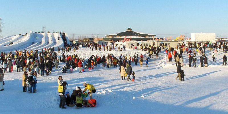 Festival Musim  Dingin yang Terkenal di Dunia