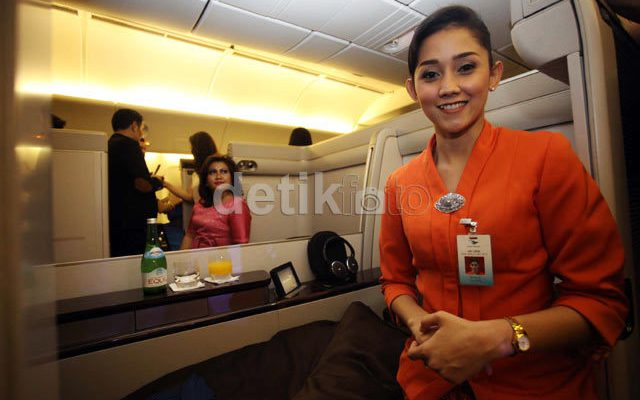 Rugi Rp 220 Miliar, Ini Penjelasan Garuda Indonesia