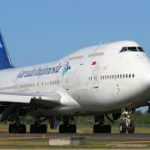 """Dampak COVID-19, Garuda : 17% Pesawat Kami """"Istirahatkan"""""""