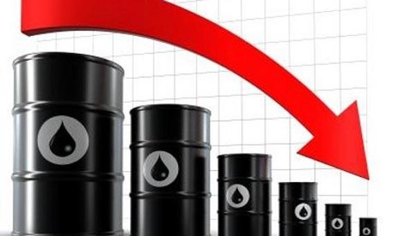 Harga minyak turun karena pasokan meningkat