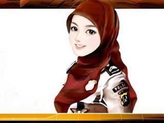 Dewan Riau: Polwan Janganlah Dilarang Pakai Hijab!
