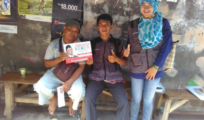 Teman Ahok Masih Cari Dukungan, Relawan JakartaKEREN Sudah Bekerja!