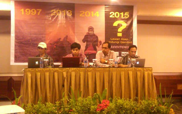 SBY Harus Hasilkan Kebijakan Konkrit Penyelamatan Gambut