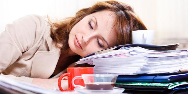 4 Hal Penyebab Anda Mudah Lelah