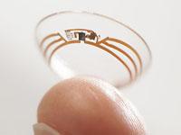 Google Perkenalkan Lensa Kontak Pengukur Diabetes