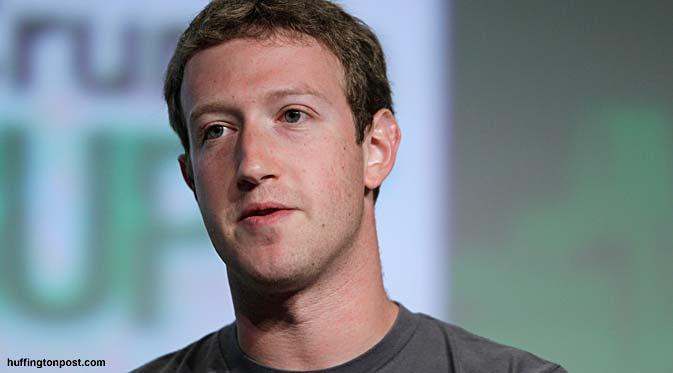 Gaji CEO Facebook Mark Zuckerberg Rp 24,8 triliun