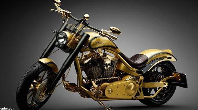 Sepeda Motor Termahal Dilego Rp 11 Miliar