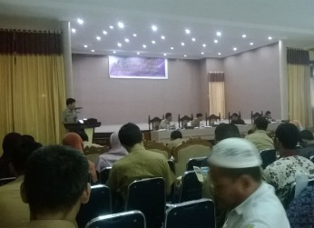 Asisten II Setda Kabupaten Siak Was-was, Ini Penyebabnya