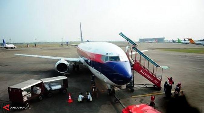 NAM Air Terbang Perdana Reguler Hari Ini