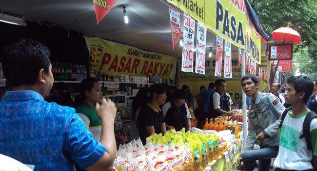 Pasar Murah Bengkalis, Pagu Anggaran Rp 200 Juta per Regional