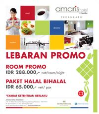 Special, Paket Lebaran dan Halal Bihalal