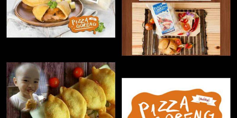 Pizza Goreng Gurih dan Lezat ala Kekinian Cafe