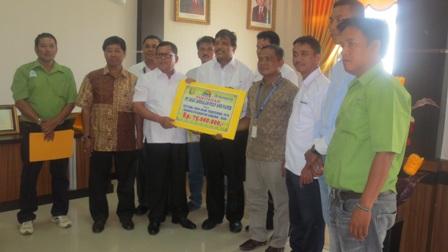 RAPP Sumbang Rp 200 Jutaan untuk Pacu Jalur