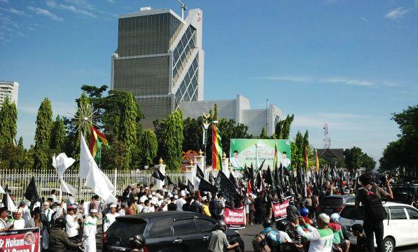 Aksi Kecam Ahok di Riau, MUI: Siapa Pun Hina Alquran Musuh Kita!
