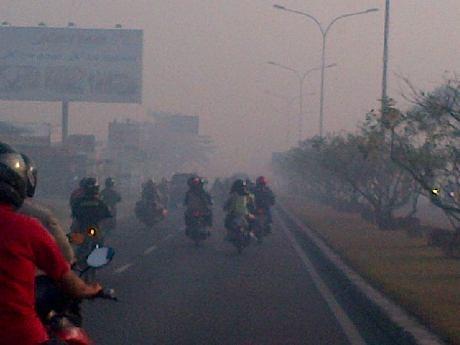 Keluhan Warga (2): Riau Tak Layak Huni