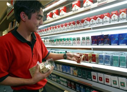 Siap-siap Harga Rokok Rp50 Ribu Sebungkus