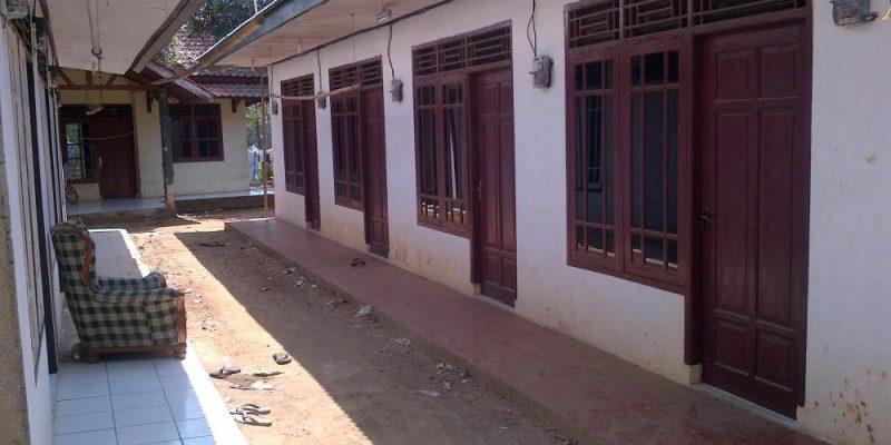 Rumah Petak Menjamur di Pekanbaru