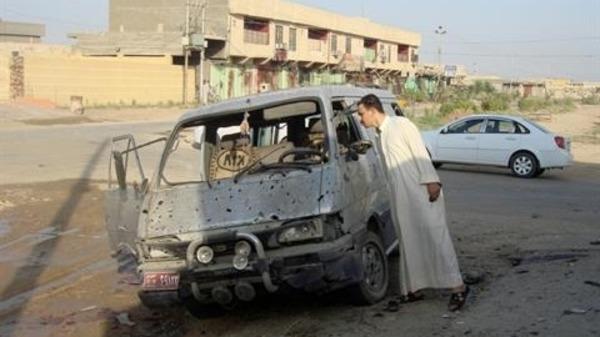 Pembantaian Berdarah di Masjid Sunni Irak, 73 Tewas