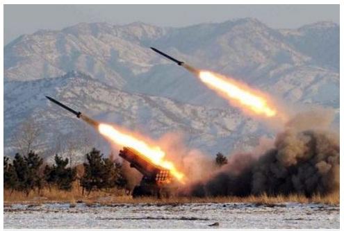 Markas Pasukan AS di Pedalaman Irak Dihantam Roket
