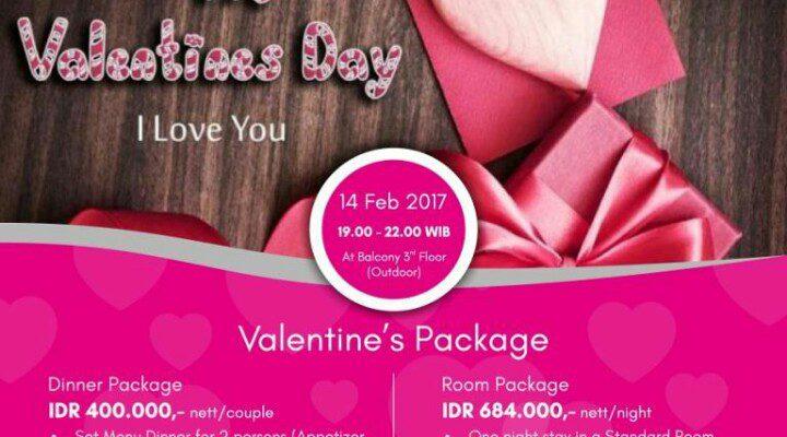 Rayakan Valentine Romantis Bersama Fave Hotel