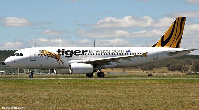 Tigerair Mandala Buka Rute Hongkong-Denpasar dan Surabaya
