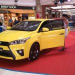 Tiga Hari, Toyota Bidik Target Penjualan 700 Unit