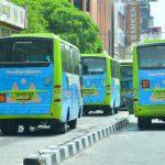 COVID-19: Gubri Soroti Jarak Penumpang di Transportasi Umum