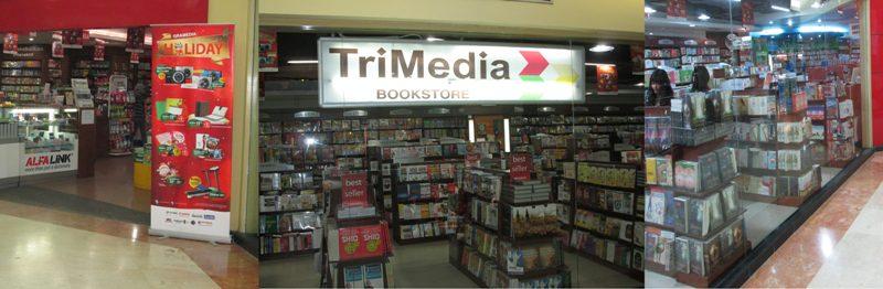 Kembangkan Bisnis, Trimedia Disulap Jadi Gramedia
