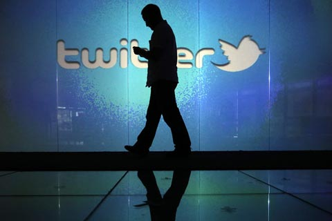 Twitter Melantai di Bursa New York