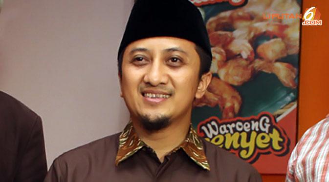 Ustadz Yusuf Mansur Bawa Bisnisnya ke Lantai Bursa