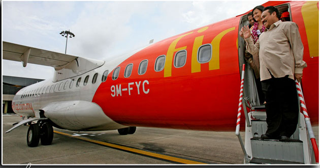Antisipasi Mudik Lebaran, Firefly Tambah Jadwal Penerbangan