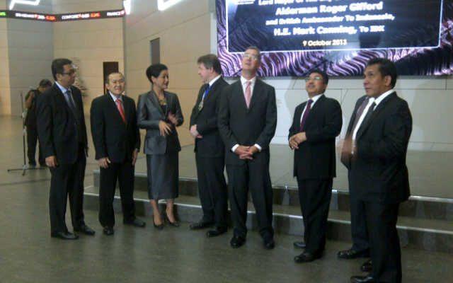 Bursa Eropa Perlu Banyak Belajar Dari Bursa Indonesia