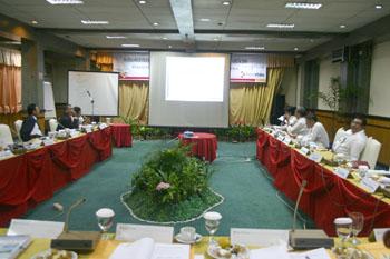 PT Citra Media Bertuah Taja Workshop Untuk Pelaku Bank se-Pekanbaru