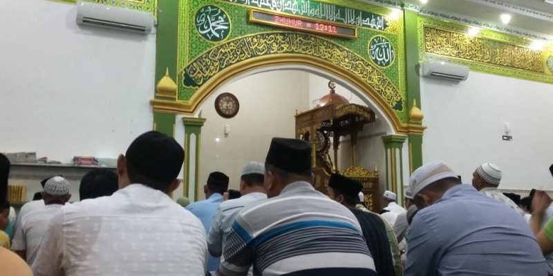 Ustaz Ibrahim: Raih Tujuan Ramadan
