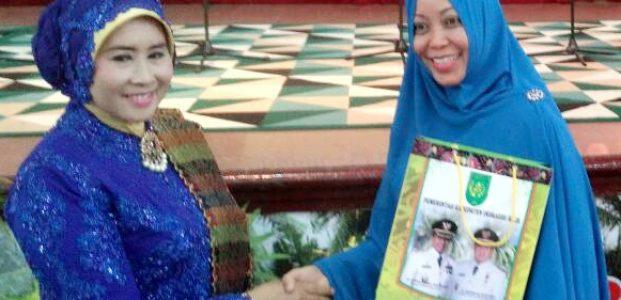 Zulaikha Wardan: Keberhasilan Berbangsa dan Bernegara tidak Terlepas dari Peran Perempuan