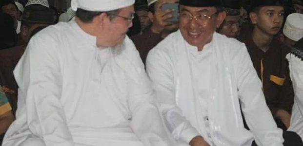 Isra Mi,raj di Masjid Al- Huda, Pemkab Inhil Undang Wakil Sekjen MUI Pusat