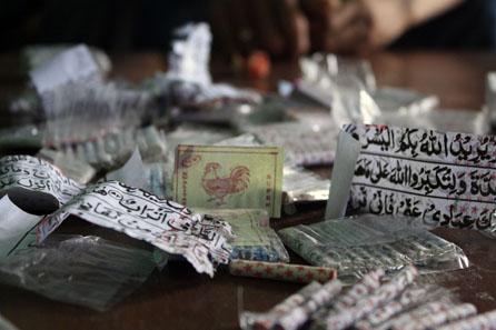 Al-Quran Sebagai Pembungkus Petasan, Belum Ada Temuan di Wilkum Polresta Pekanbaru