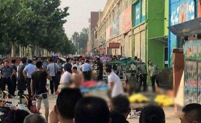 Bom Meledak di Sekolah TK, 8 Tewas, 59 Terluka