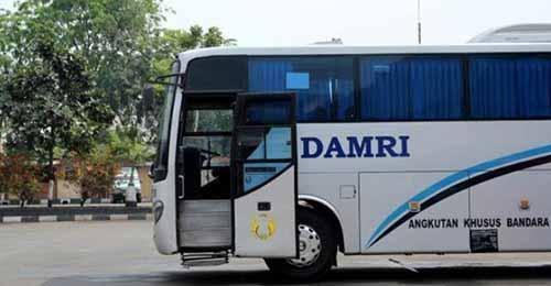 20 Juni, Bus Damri Bangkinang-Bandara SSK II Pekanbaru Mulai Beroperasi