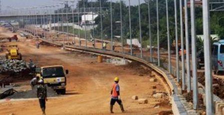 Progres Pembangunan Tol Pekanbaru-Dumai, HK Belum Bisa Bekerja Total