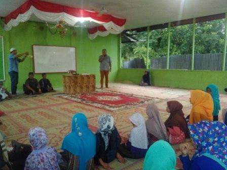 ASPPI Riau Buka Bersama Anak Panti Asuhan Baiturrahmah Kampar