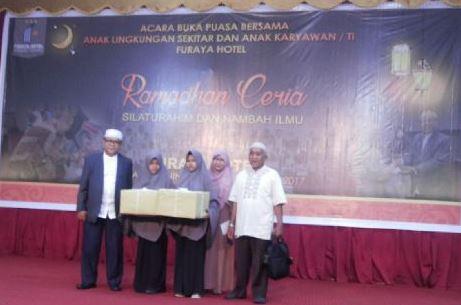 Video: Ramadan Ceria Hotel Furaya Gelar Buka Bersama