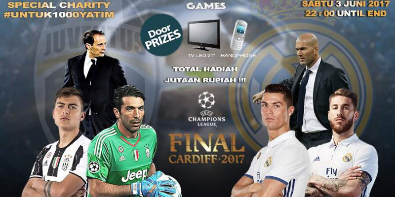 Indojuve dan Pena Real Madrid Indonesia Gelar Nobar di Pekanbaru