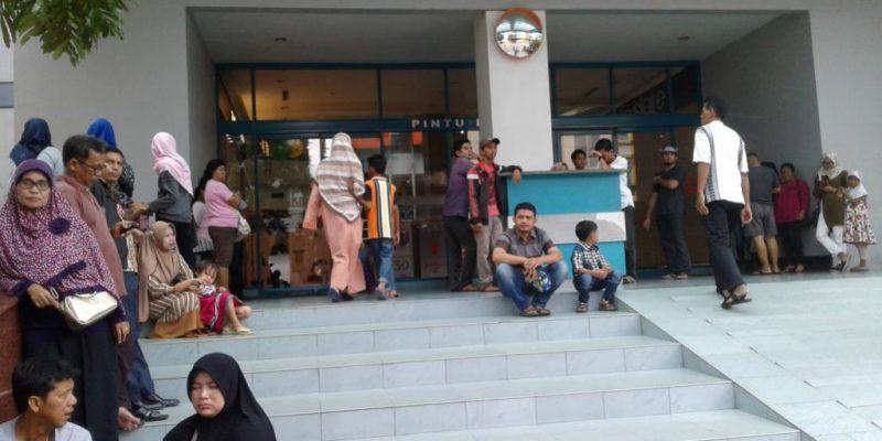 Jelang Lebaran, Mall SKA Padat Pengunjung